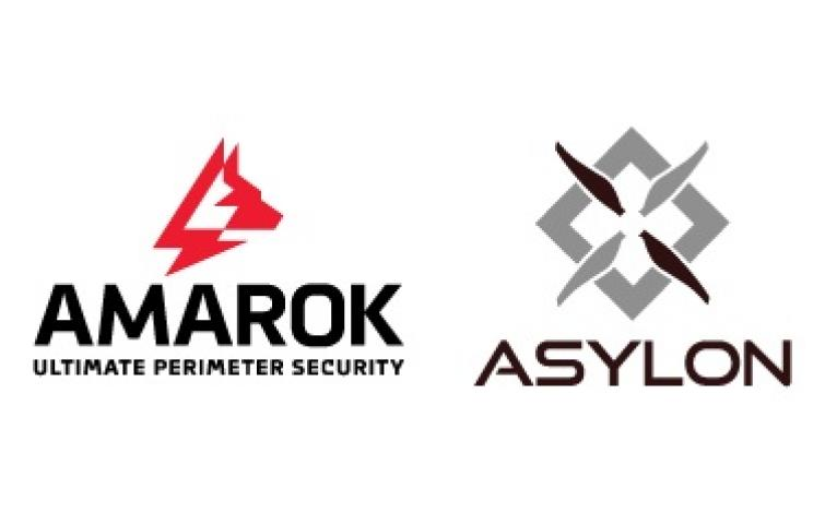 AMAROK and Asylon Logo